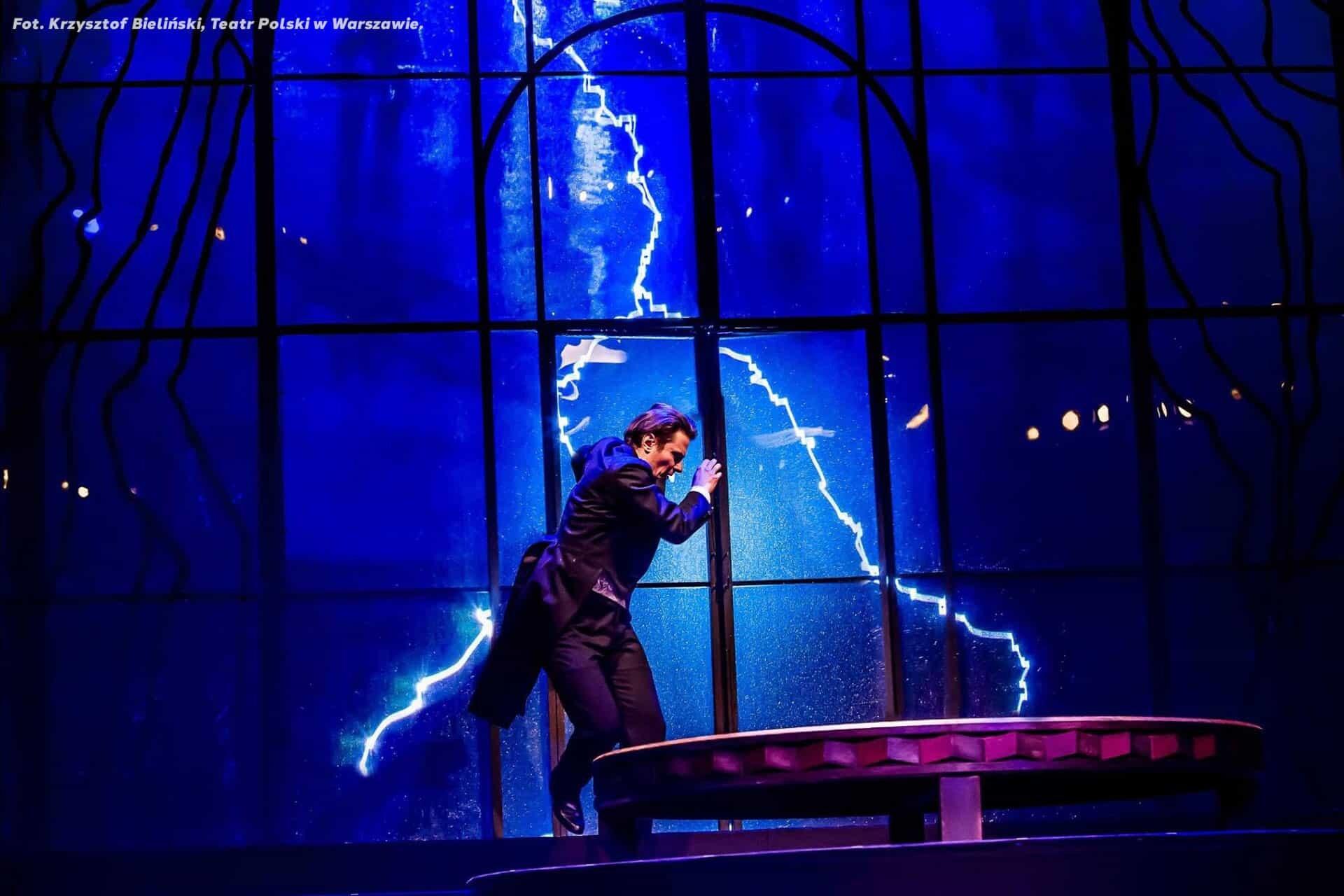 Laser w teatrze