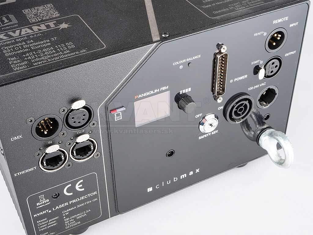 Lasery do pokazu laserów
