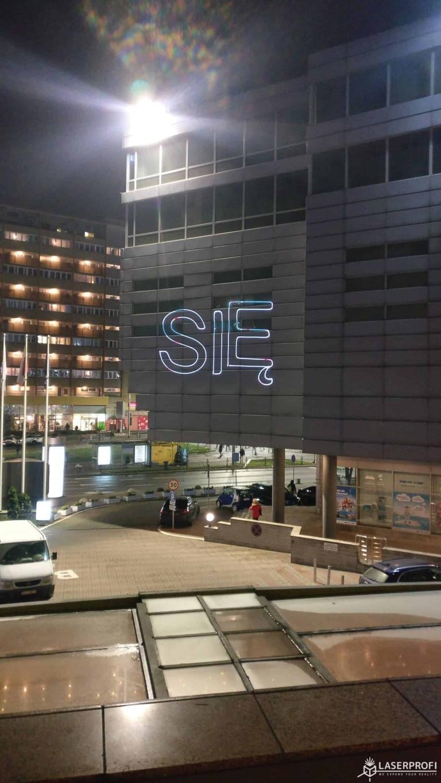 Slogan reklamowy laserowa reklama