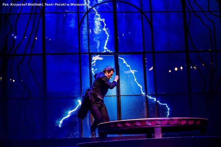 Animacja laserowa w teatrze