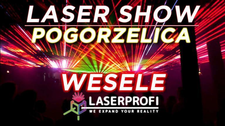 Pokaz laserowy na weselu [Pogorzelica] - (C-bool-David Guetta-Dave Darell)