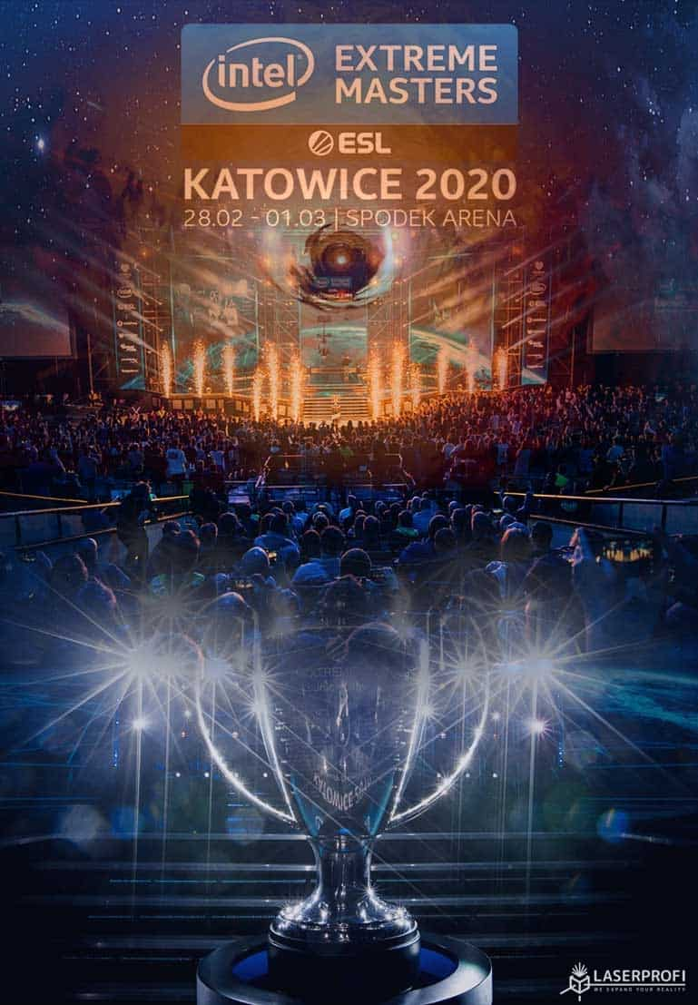 iem lasery esport spodek katowice 2020