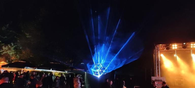 laserowe logo przestrzenne
