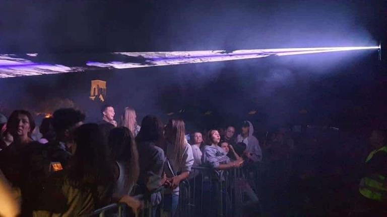 lasery scena wieliszew