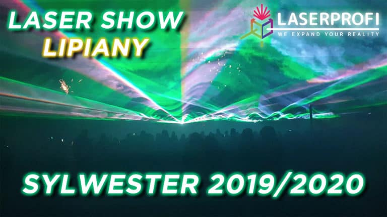 pokaz laserowy sylwester 2019 nowy rok 2020