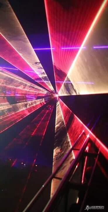 laserowy wachlarz kolorów