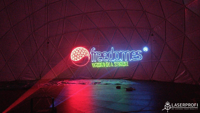reklama laserowa logo dla firmy