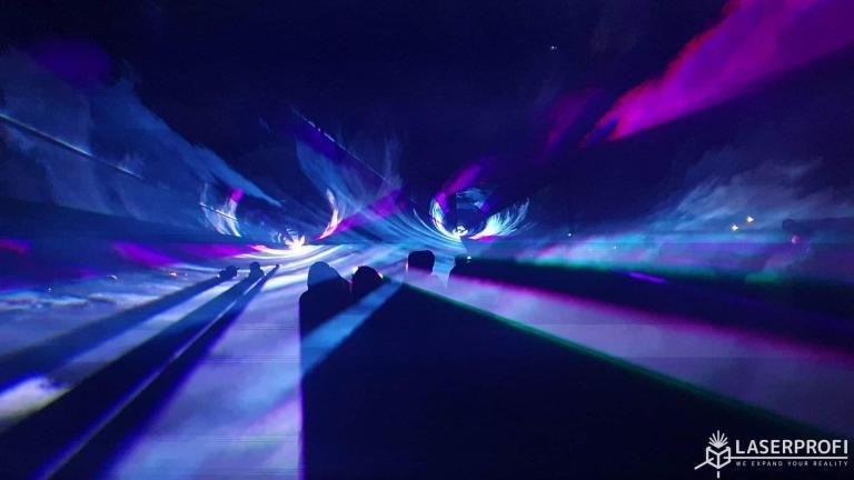 sylwester 2019 pokaz laserowy Lipiany